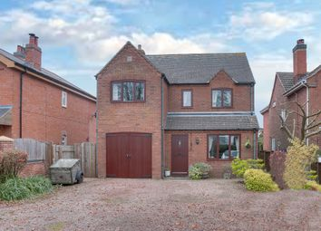 Thumbnail 4 bed detached house for sale in Evesham Road, Astwood Bank, Redditch