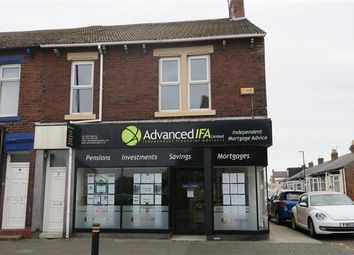 Thumbnail 2 bed flat to rent in Sea Road, Fulwell, Sunderland