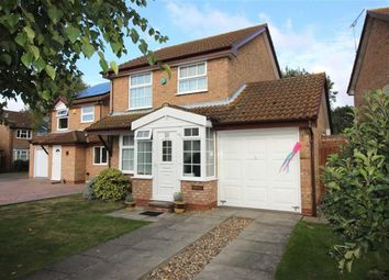 Thumbnail 3 bed detached house for sale in The Campions, Borehamwood