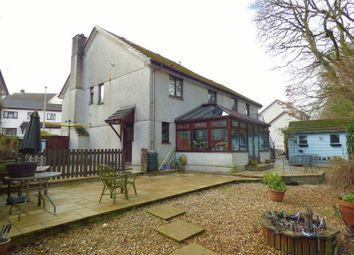 Thumbnail 4 bed detached house for sale in The Dell, Tavistock