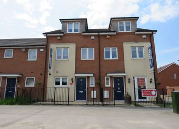 Thumbnail 3 bed end terrace house for sale in Edge Street, Aylesbury