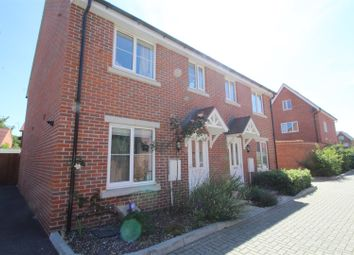 Thumbnail 3 bed property to rent in Parsons Way, Tongham, Farnham