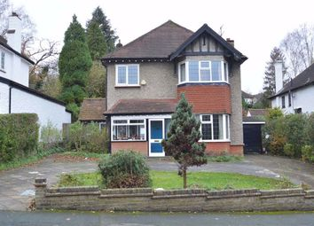 4 bed detached house for sale in Grovelands Road, Purley, Surrey CR8