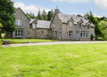 Thumbnail 6 bed farmhouse for sale in Kinloch Rannoch, Pitlochry, Perth And Kinross