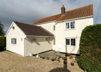 Thumbnail 4 bed detached house for sale in Eaudyke, Friskney, Boston