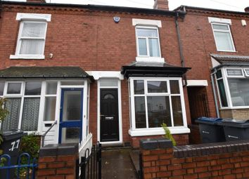 Thumbnail 2 bed property for sale in Westminster Road, Selly Oak, Birmingham