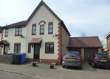 Thumbnail 3 bed property to rent in Dorley Dale, Carlton Colville, Lowestoft