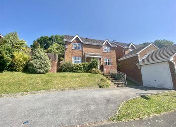 Thumbnail Detached house for sale in Coleridge Crescent, Killay, Swansea