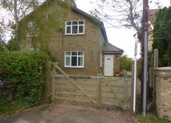 Thumbnail 2 bed property to rent in Asgarby Road, Burton Pedwardine, Sleaford