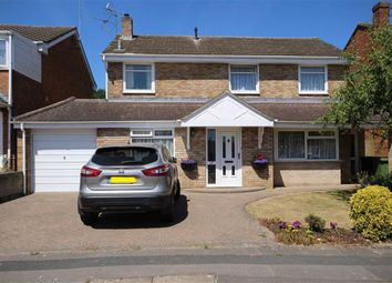 Thumbnail 4 bed detached house for sale in Eastmere, Swindon