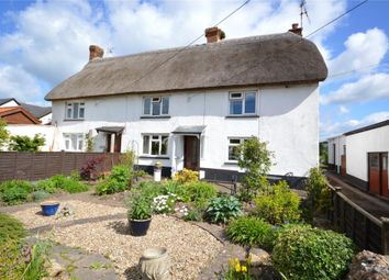 Thumbnail 3 bedroom semi-detached house for sale in Laburnum Cottages, Church Street, Sidford, Sidmouth