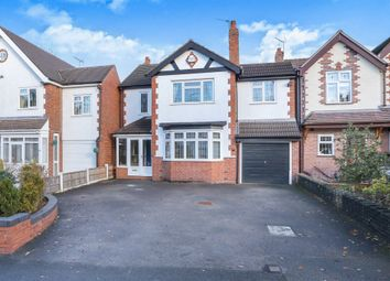 Thumbnail 4 bed detached house for sale in Mount Road, Penn, Wolverhampton
