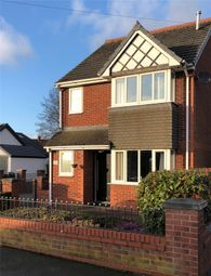 Thumbnail 3 bed detached house for sale in Severn Road, Culcheth, Warrington