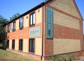 Thumbnail Office to let in 1 Canon Harnett Court, Warre Park, Stratford Road, Wolverton Mill, Milton Keynes, Buckinghamshire