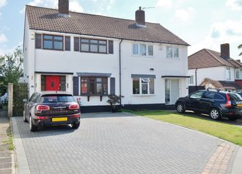 Thumbnail 3 bed semi-detached house for sale in Wilmington Avenue, Orpington