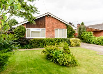 Thumbnail 3 bed detached bungalow for sale in Lawn Lane, Sutton, Ely