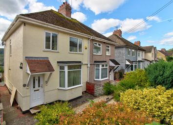 Thumbnail 2 bed semi-detached house for sale in Fernlea, Risca, Newport