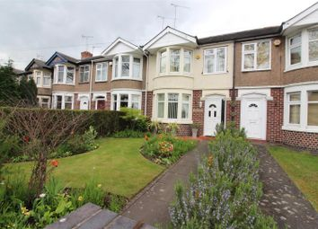 Thumbnail 3 bed terraced house for sale in Fletchamstead Highway, Coventry
