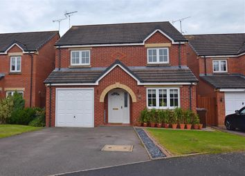 Thumbnail 4 bed detached house for sale in Cornwall Drive, Stafford