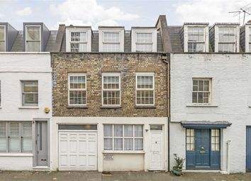 Thumbnail 3 bed flat to rent in Chilworth Mews, London