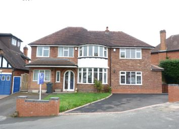 Thumbnail 4 bed property for sale in Kingshill Drive, Kings Norton, Birmingham
