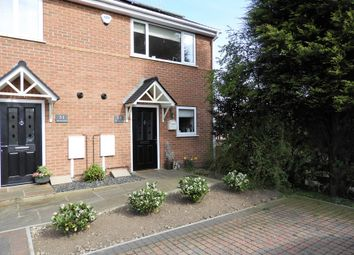 Thumbnail 2 bed semi-detached house for sale in Birchlands, Forest Town, Mansfield