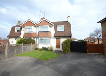 Thumbnail 3 bedroom semi-detached house for sale in Onslow Gardens, Caversham, Berkshire