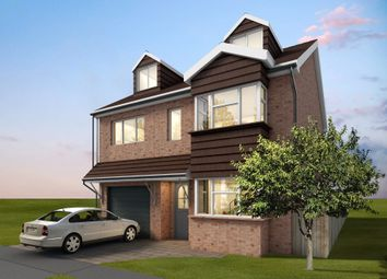 Thumbnail 4 bed detached house for sale in Duke Street, Wednesfield, Wolverhampton