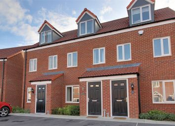 Thumbnail 3 bed terraced house to rent in Skylark Way, Clipstone Village, Mansfield