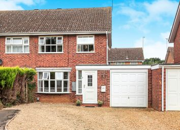 Thumbnail 3 bedroom semi-detached house for sale in Weatherthorn, Orton Malborne, Peterborough