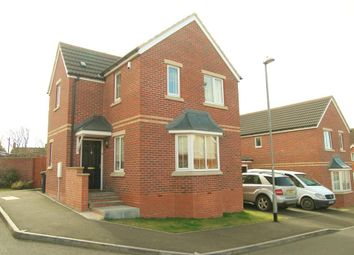 Thumbnail 3 bed detached house for sale in Salestune Mews, Selston, Nottingham