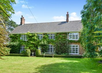 Thumbnail 5 bed detached house for sale in Outwell Road, Emneth, Wisbech, Cambridgeshire