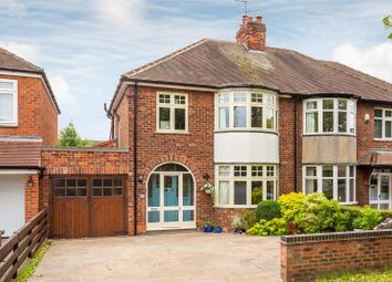 Thumbnail 3 bed semi-detached house for sale in Beckfield Lane, York