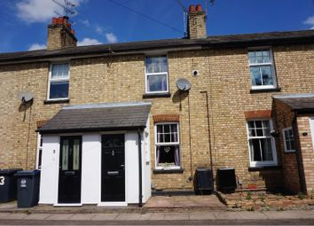 Thumbnail 2 bed terraced house for sale in Mill Street, Bishop's Stortford
