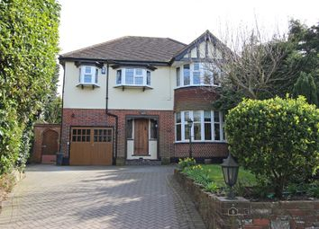 Thumbnail 4 bed detached house for sale in Croydon Lane South, Banstead