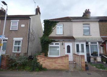 Thumbnail 2 bedroom terraced house for sale in Melville Road, Rainham