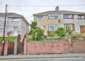 Thumbnail 4 bed semi-detached house for sale in Beaufort Road, Ebbw Vale