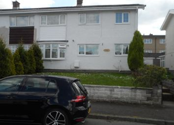 Thumbnail 2 bedroom semi-detached house for sale in Dolfain, Ystradgynlais, Swansea