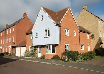 Thumbnail 4 bed link-detached house for sale in Flavius Way, Colchester, Essex