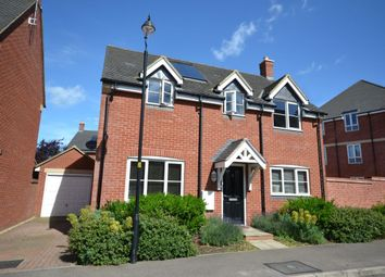 Thumbnail 3 bed detached house for sale in Norman Snow Way, Duston, Northampton