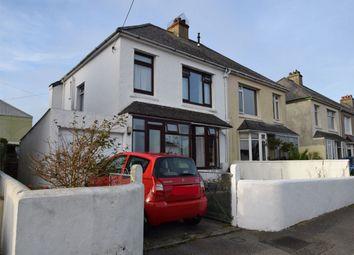 Thumbnail 3 bed semi-detached house for sale in Poltisko Terrace, Penryn