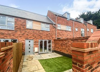 Thumbnail 2 bedroom terraced house for sale in Vincent Court, Swaffham Road, Dereham
