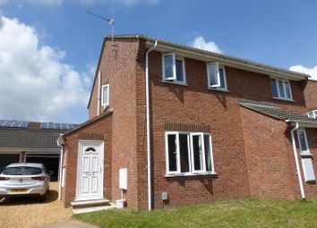 Thumbnail 2 bed property to rent in Bateman Close, Harpsfield, Norwich