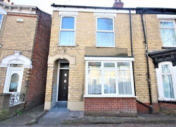Thumbnail 3 bed terraced house for sale in Goddard Avenue, Hull