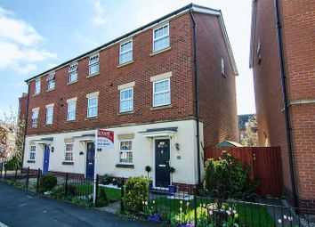 Thumbnail 4 bed town house for sale in Williams Avenue, Fradley, Lichfield