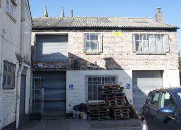 Thumbnail Industrial to let in Chelson Street, Longton, Stoke-On-Trent