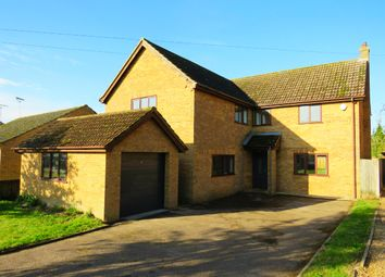 Thumbnail 5 bed detached house to rent in Mill Lane, Hockwold, Thetford