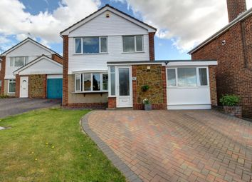 Thumbnail 4 bedroom detached house for sale in Spinney Hill Road, Northampton