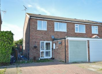 Thumbnail 3 bed end terrace house for sale in Witting Close, Clacton-On-Sea