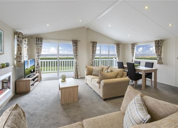Thumbnail 2 bed mobile/park home for sale in Meadow View Residential Park, Silloth, Wigton, Cumbria